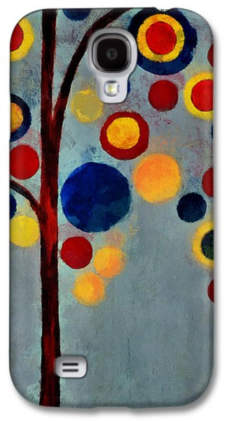 Bubble Tree - Dps02c02f - Right Galaxy S4 Case