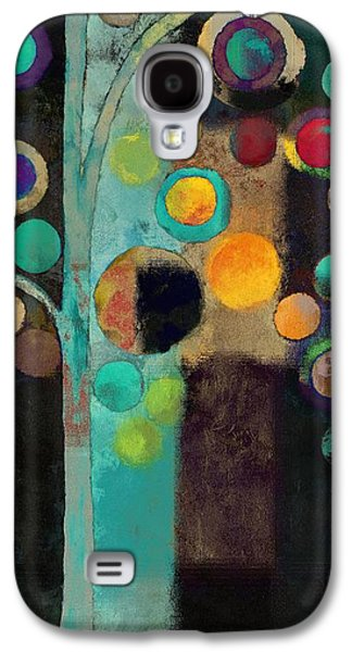 Bubble Tree - J122129155rv11 Galaxy S4 Case by Variance Collections
