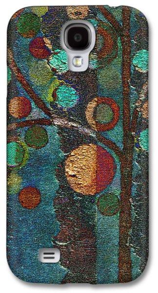 Bubble Tree - Spc02bt05 - Left Galaxy S4 Case