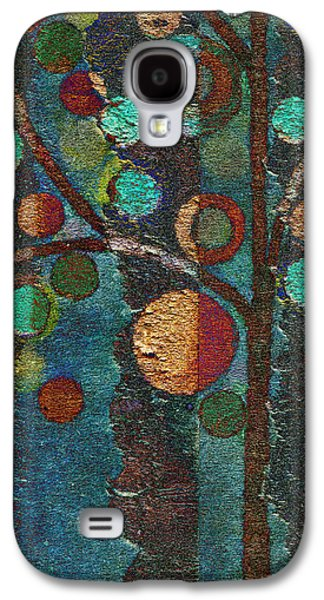 Bubble Tree - Spc02bt05 - Left Galaxy S4 Case by Variance Collections