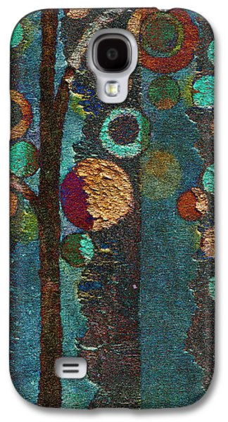 Bubble Tree - Spc02bt05 - Right Galaxy S4 Case by Variance Collections