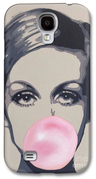 Bubblegum Beauty Galaxy S4 Case
