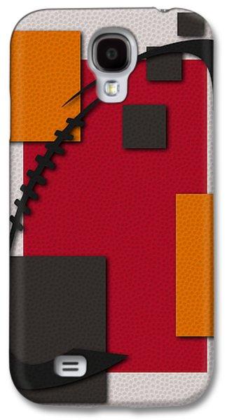 Buccaneers Football Art Galaxy S4 Case by Joe Hamilton