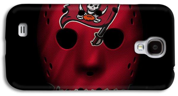 Buccaneers War Mask 3 Galaxy S4 Case by Joe Hamilton