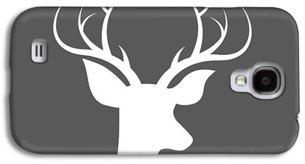 Buck Deer Galaxy S4 Case by Chastity Hoff