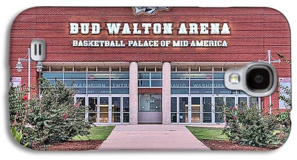 Bud Walton Arena Galaxy S4 Case by JC Findley