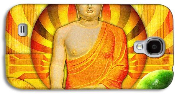 Buddha Balance Galaxy S4 Case