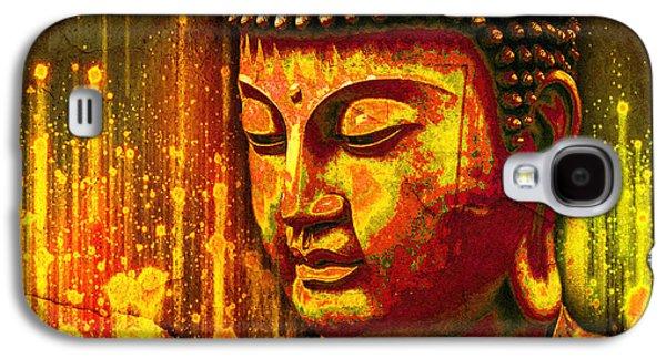 Buddha Eclipse Galaxy S4 Case