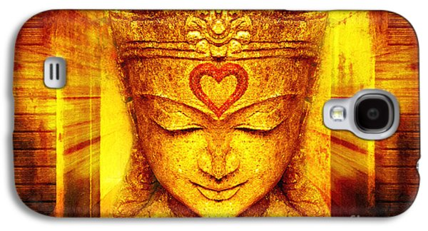 Buddha Entrance Galaxy S4 Case