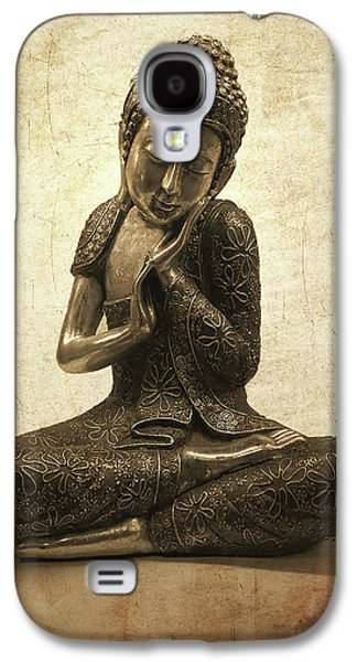 Buddha Lotus Galaxy S4 Case by Madeleine Forsberg
