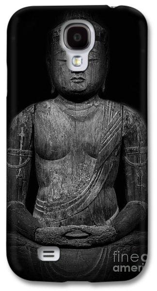Buddha Mahavairocana Galaxy S4 Case by Edward Fielding
