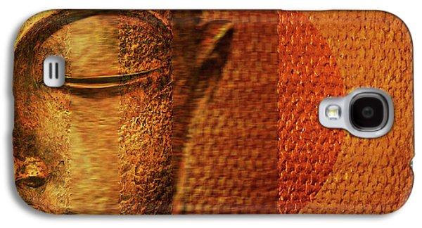 Buddha  Galaxy S4 Case