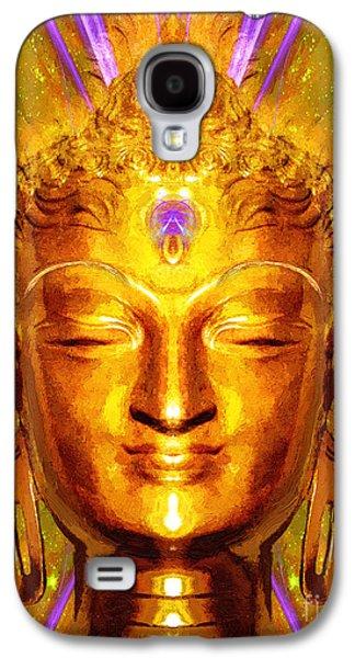 Buddha Smile Galaxy S4 Case