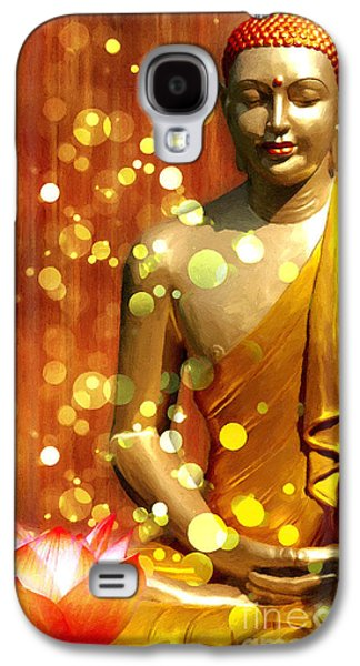 Buddha Synthesis Galaxy S4 Case by Khalil Houri