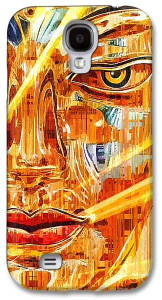 Buddha Titanium Galaxy S4 Case