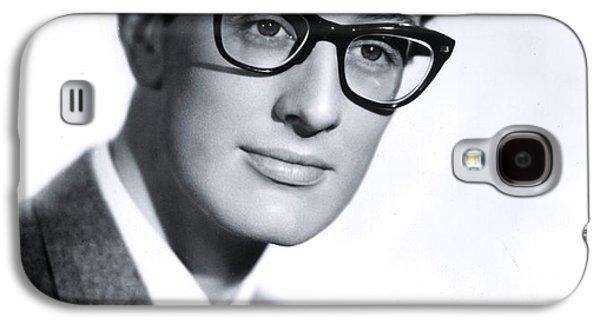 Buddy Holly Galaxy S4 Case