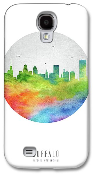 Buffalo Skyline Usnybu20 Galaxy S4 Case
