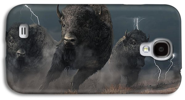 Buffalo Storm Galaxy S4 Case