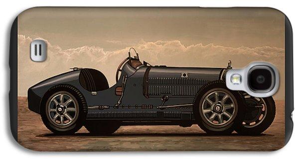 Car Galaxy S4 Case - Bugatti Type 35 1924 Mixed Media by Paul Meijering