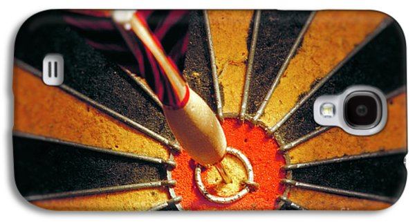 Bulls Eye Galaxy S4 Case by John Greim