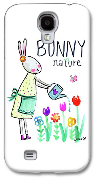 Bunny Nature Galaxy S4 Case