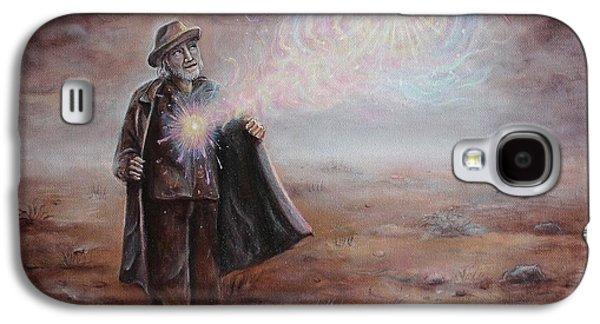 Bunter Wesenskern / Colorful Self-essence Galaxy S4 Case by Vera Atlantia