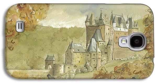Burg Eltz Castle Galaxy S4 Case by Juan Bosco
