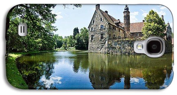 Castle Galaxy S4 Case - Burg Vischering by Dave Bowman