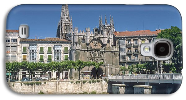Burgos Cathedral Galaxy S4 Case by Bob Phillips