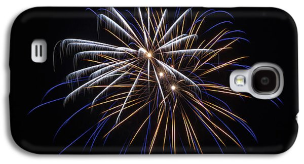 Galaxy S4 Case featuring the photograph Burst Of Elegance by Bill Pevlor
