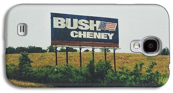 Bush Cheney 2011 Galaxy S4 Case by Dylan Murphy