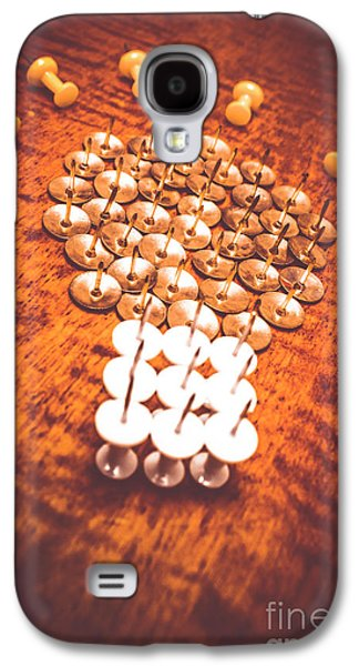 Busiiness Still Life Ideas Galaxy S4 Case by Jorgo Photography - Wall Art Gallery