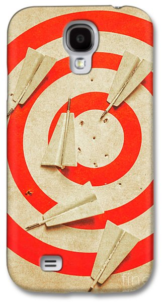 Business Target Practice Galaxy S4 Case by Jorgo Photography - Wall Art Gallery