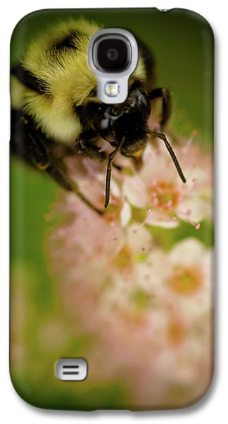 Busy Bee Galaxy S4 Case by Sebastian Musial