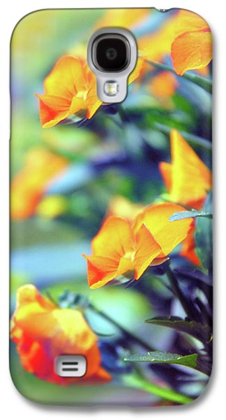 Galaxy S4 Case featuring the photograph Buttercups by Jessica Jenney
