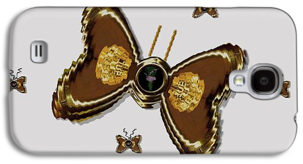 Butterflies For The Worlds  Future Galaxy S4 Case by Pepita Selles