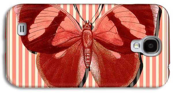 Butterfly 24 Galaxy S4 Case by Robert Todd