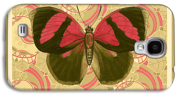 Butterfly 26 Galaxy S4 Case by Robert Todd