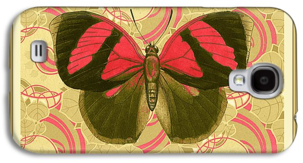 Butterfly 27 Galaxy S4 Case by Robert Todd