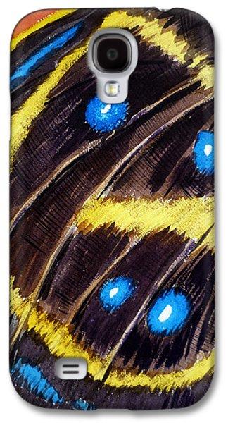 Butterfly Wing Galaxy S4 Case by Irina Sztukowski