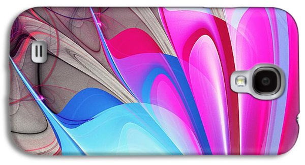 Butterfly Wing Pattern Galaxy S4 Case