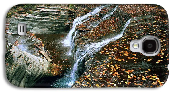 Buttermilk Falls Creek Galaxy S4 Case by Jessica Jenney