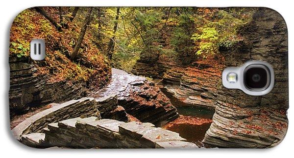 Buttermilk Falls Gorge Galaxy S4 Case
