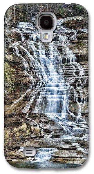 Buttermilk Falls Galaxy S4 Case by Stephen Stookey