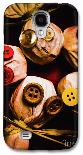 Button Sack Lollypop Monsters Galaxy S4 Case by Jorgo Photography - Wall Art Gallery