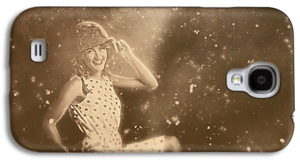 Buy War Bonds Historical Pinup Galaxy S4 Case