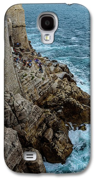 Buza Bar On The Adriatic In Dubrovnik Croatia Galaxy S4 Case
