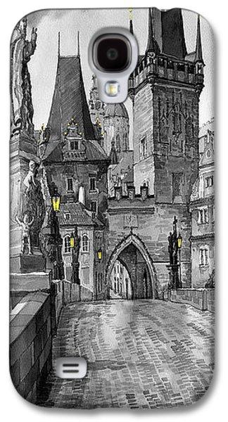 Bw Prague Charles Bridge 02 Galaxy S4 Case