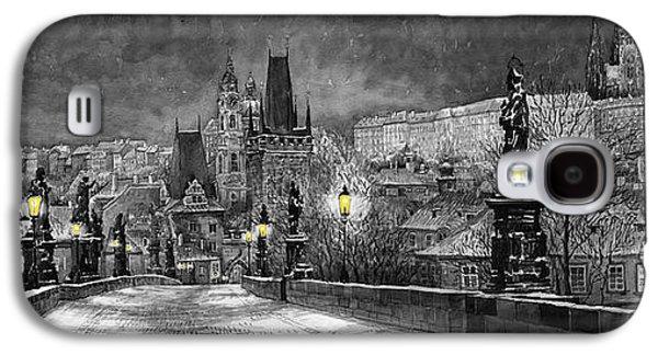 Bw Prague Charles Bridge 06 Galaxy S4 Case