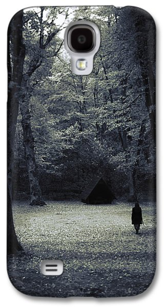 Cabin In The Woods Galaxy S4 Case by Art of Invi